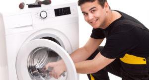 washing machine repairman